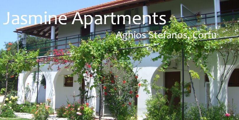 self catering apartments in agios stefanos, corfu